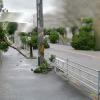 台風21号で市営住宅「団地揺れてる」大阪!地震なみ・・・。